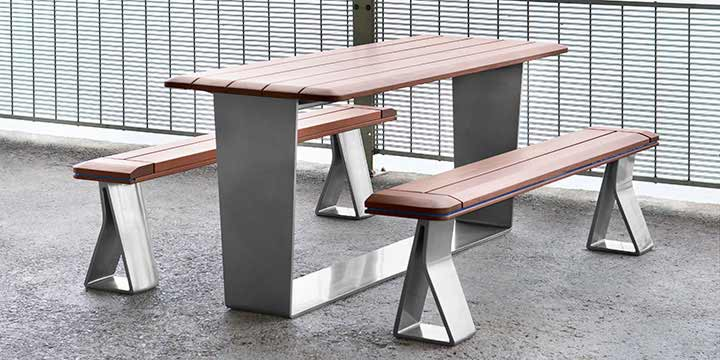 Superior Benches · Products_types_tables